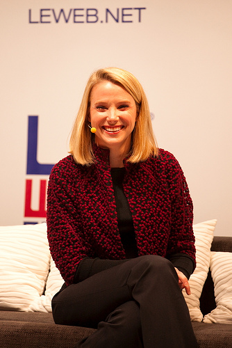 Marissa Mayer Google VP für Search Products