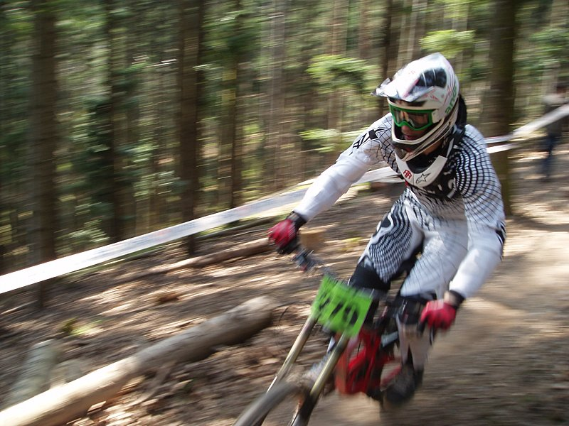 MTB Downhill in Barr 2010