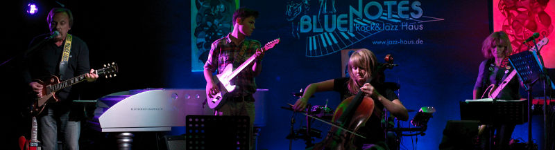 Family Affair im Blue Notes / Lahr